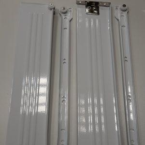 Metalbox H-86 L-350 SPR-1086-350-R biały