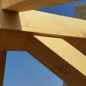 drewno KVH zastosowanie